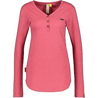 &Alife och Kickin kvinnors långärmade skjorta Daisy