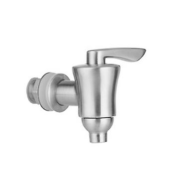 Beverage Dispenser Replacement Spigot Brushed Stainless Steel Water Faucet With
