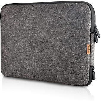 HanFei 13-13.5 Zoll Schutzhlle Filz Laptoptasche Tasche, 13 Zoll MacBook Pro Retina/MacBook Air,