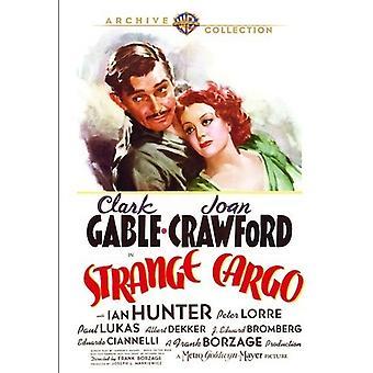Importer des USA [DVD] étrange Cargo (1940)