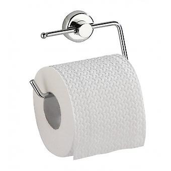 toiletpapierhouder Eenvoudig 13,5 x 9,5 cm staal zilver
