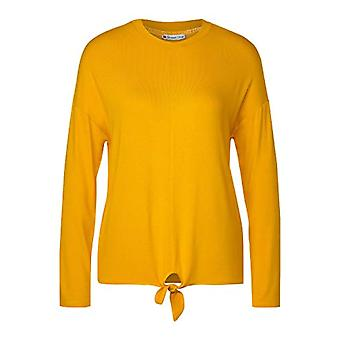 Street One Style Feli T-Shirt, Amber Yellow, 44 Kvinna