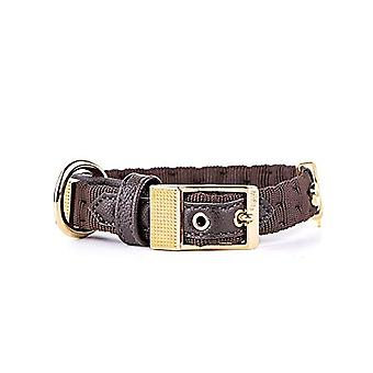 My Family Adjustable Collar in Synthetic Made in Italy Milan Collection(1)