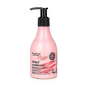 Natural hair conditioner be color shine and color protection 245 ml