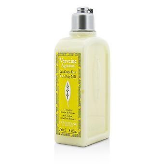 L'Occitane Citrus Verbena frisse Body melk 250ml / 8.4 oz