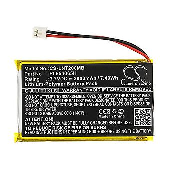 Cameron Sino Lnt200Mb Battery Replacement For Luvion Baby Phone