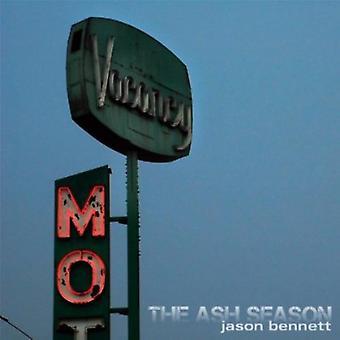 Jason Bennett - Ash Season [CD] USA import