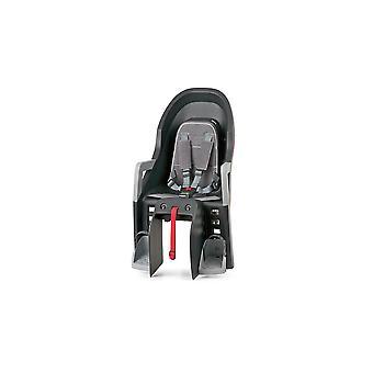 Polisport Guppy Maxi Childseat Carrier Fit Grey/Cyan Blue