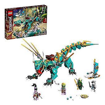 Playset Ninjago Jungle Dragon Lego 71746 (506 pcs)
