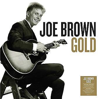 Joe Brown - Vinilo de Oro (Oro)