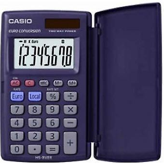 カシオ HS8VER ポケット電卓 8 桁表示