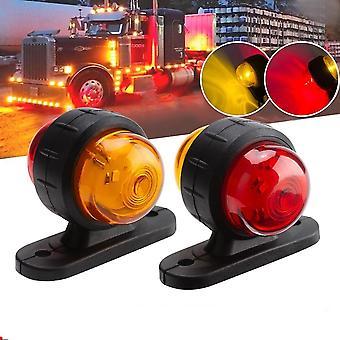 2led Corner Vehicle Side Marker Led Outline Lamps & Warning Light    9390