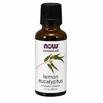 Now Foods Lemon Eucalyptus (Citridora) oil, 1 Oz
