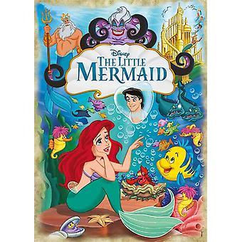 Jumbo Disney Pieni merenneito palapeli (1000 kappaletta)