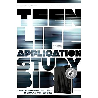 NLT Teen Life Application Study Bible Indexed by Edited by Tyndale