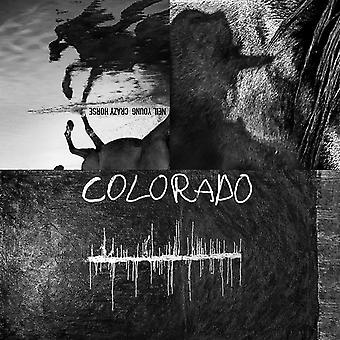 Neil Young With Crazy Horse - Colorado Vinyl