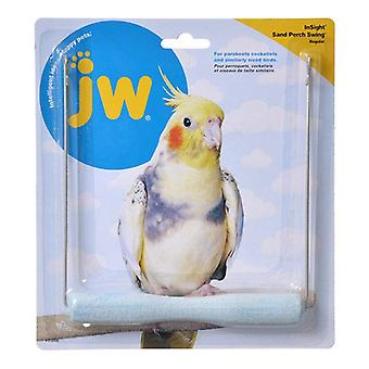 "JW Insight Sand Perch Swing - Large (8.5"" x 8"")"