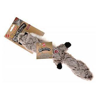 Spot Skinneeez Extreme Quilted Raccoon Toy - Mini - 1 Count