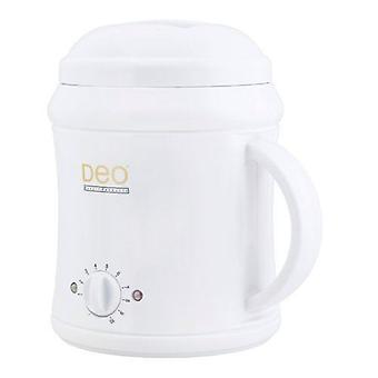 DEO Heater with 10 Settings for Warm CrГЁme & Hot Wax Lotions - White - 1000cc