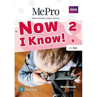 Now I Know MePro Level 2 Workbook with App (Now I Know)