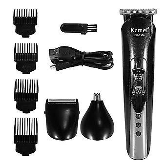 Professionelle elektrische Haarschneidemaschinen für Männer 3 in 1 verdrahteter Trimmer Rasierschneider