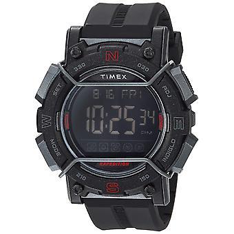 Timex Expeditie Digitale CAT World Time Herenhorloge TW4B17900