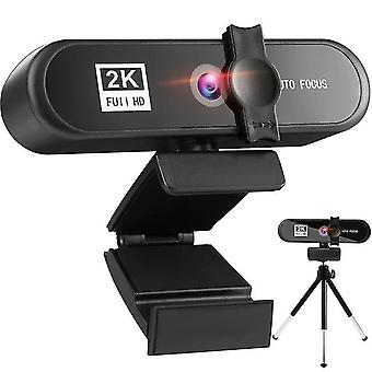 2k Hd Webcam Usb 3.0 Camera Built In Microphone For Pc Computer Laptop Video Webcam Web Camera With