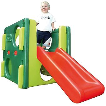 Junior Activity Gym. Climb, Crawl And Slide, Durable Garden Toy For Kids Indoor Or Outdoor Activity