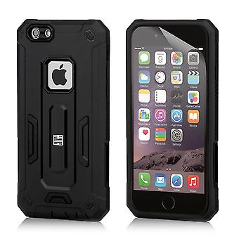 32nd Hard Defender case for Apple iPhone 6 Plus / 6S Plus - Black
