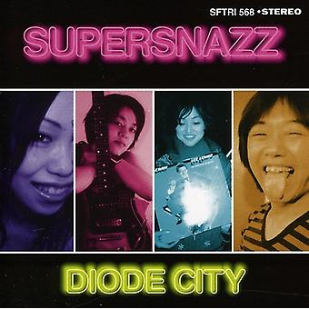 Supersnazz - Diode City [CD] USA import