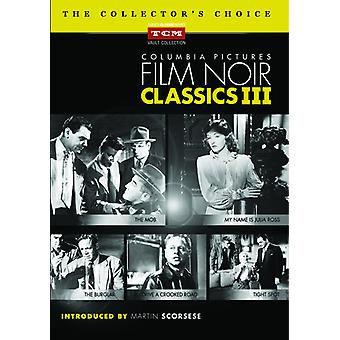 Film Noir Classics III [DVD] USA import