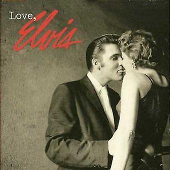 Elvis Presley - Love-Elvis [CD] USA import