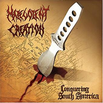Malevolent Creation - Conquering South America (Live) [CD] USA import
