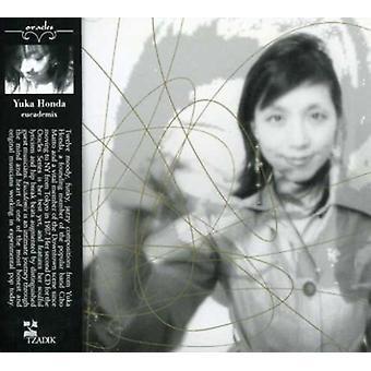 Yuka Honda - Eucademix [CD] USA import