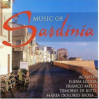Music of Sardinia - Music of Sardinia [CD] USA import