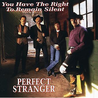 Perfect Stranger - You Have the Right to Remain S [CD] USA import