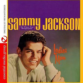 Sammy Jackson - Frauenheld [CD] USA import
