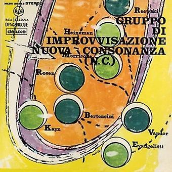Various Artist - Gruppo Di Improvvisazione Nuova Consonanza [Vinyl] USA import