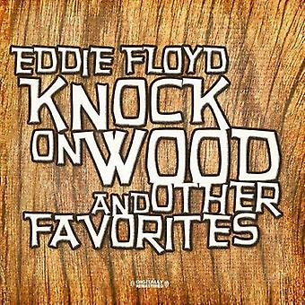 Eddie Floyd - klop op hout & andere favorieten [CD] USA import