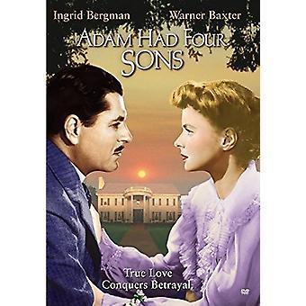 Adam Had Four Sons [DVD] USA import