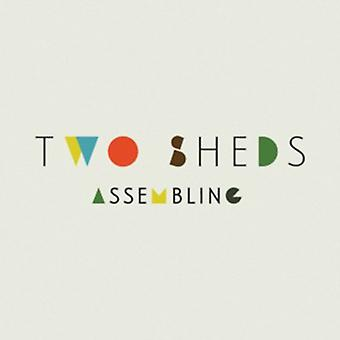 Two Sheds - Assembling [CD] USA import
