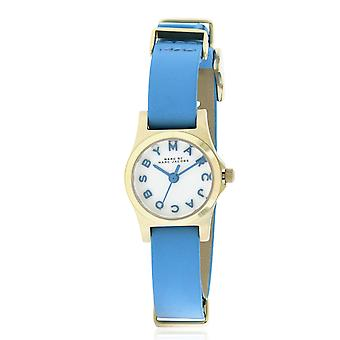 Marc by Marc Jacobs Henry Leather Ladies Watch MBM1314