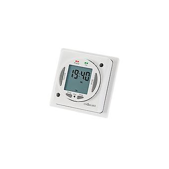 TimeGuard Timeguard NTT03 24-uurs/7-daagse compacte elektronische Immersion Heater Timeswitch