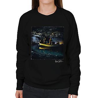 Echo und das Bunnymen Crystal Tage Album Ärmel Damen Sweatshirt