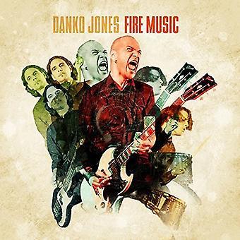 Danko Jones - Fire Music [CD] USA import