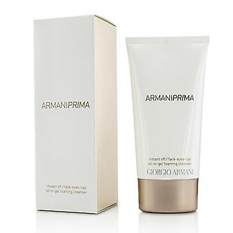 Giorgio Armani Armani Prima Oil-in-gel Foaming Cleanser - 150ml/5oz