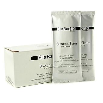 Ella Bache Luminous White Mask (salon Size) - 5x6g/0.21oz