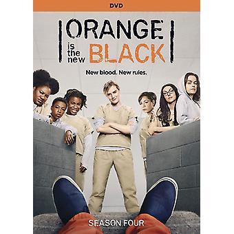Orange ist das neue Schwarz: Season 4 [DVD] USA Import