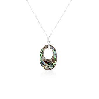 Abalone, Silver 925/1000 kvinna hänge