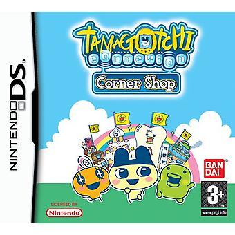 Tamagotchi Connexion Corner Shop (Nintendo DS)-ny